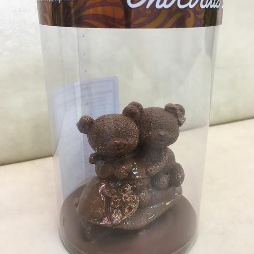 Мишки из шоколада