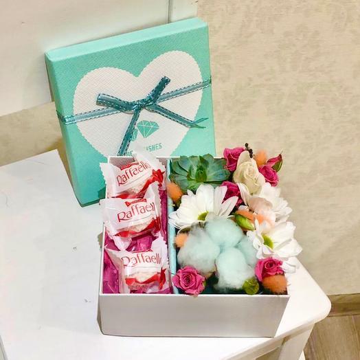 Подарочная коробка «Рафаэлки»3