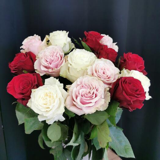 Розы Микс  15шт   70см
