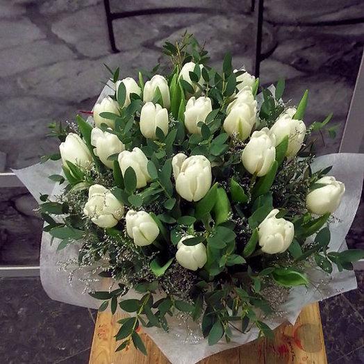 Букет 70: букеты цветов на заказ Flowwow