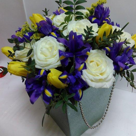 Spring flavor: flowers to order Flowwow