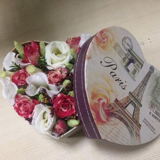 Мини-презент: букеты цветов на заказ Flowwow
