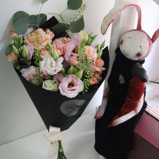 Априкот: букеты цветов на заказ Flowwow