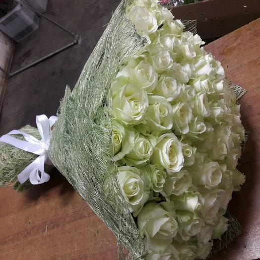 Нежность искры: букеты цветов на заказ Flowwow