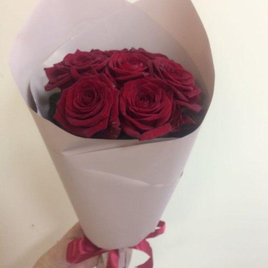 Моей любимой: букеты цветов на заказ Flowwow