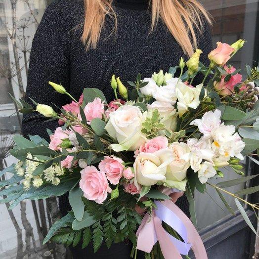 """Букет """"Пеппи"""": букеты цветов на заказ Flowwow"""