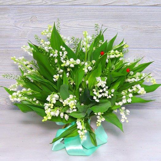 Букет ландышей 35: букеты цветов на заказ Flowwow