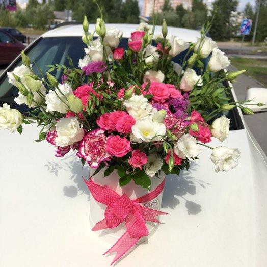 Капелька счастья (макси): букеты цветов на заказ Flowwow