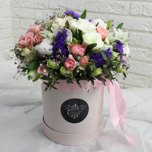 Нежный образ: букеты цветов на заказ Flowwow