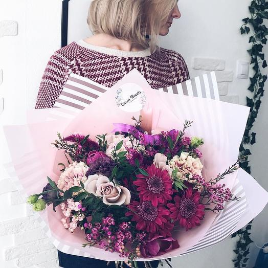 Ягодный букетик: букеты цветов на заказ Flowwow