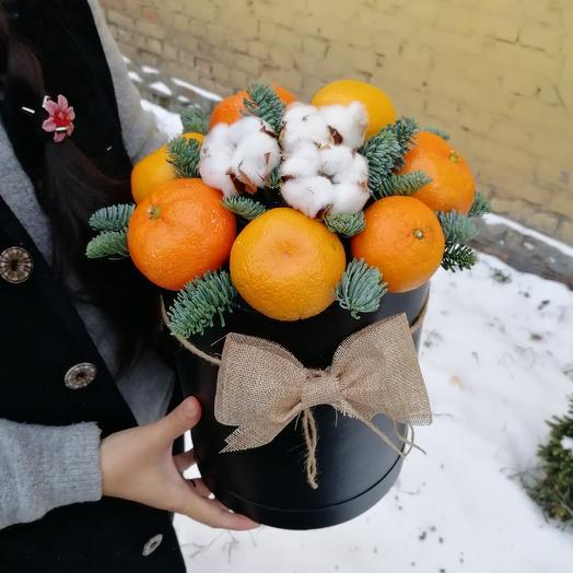 Дитя снега: букеты цветов на заказ Flowwow