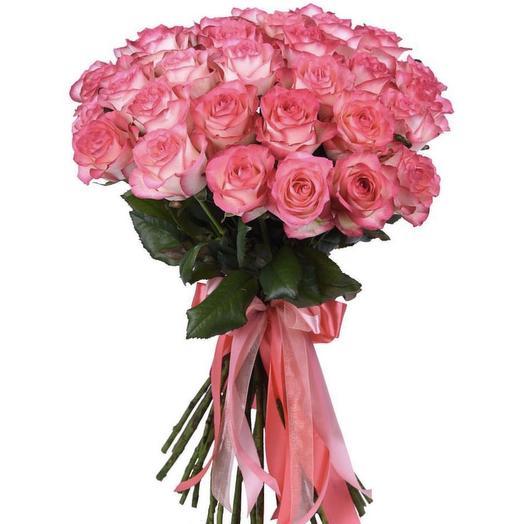 Любовь навеки: букеты цветов на заказ Flowwow