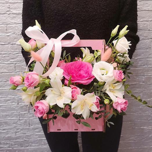 Мария Тереза: букеты цветов на заказ Flowwow