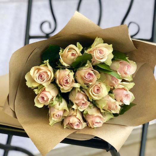 Букет Афродита: букеты цветов на заказ Flowwow