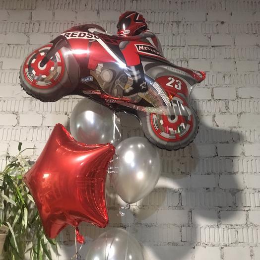 Воздушный мотоцикл