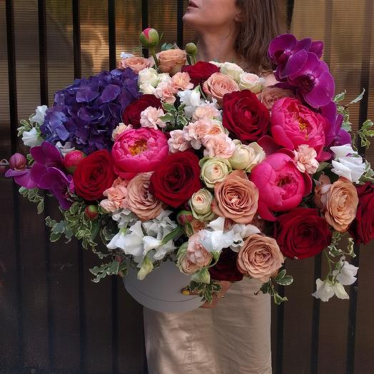 Galaxy of love: букеты цветов на заказ Flowwow