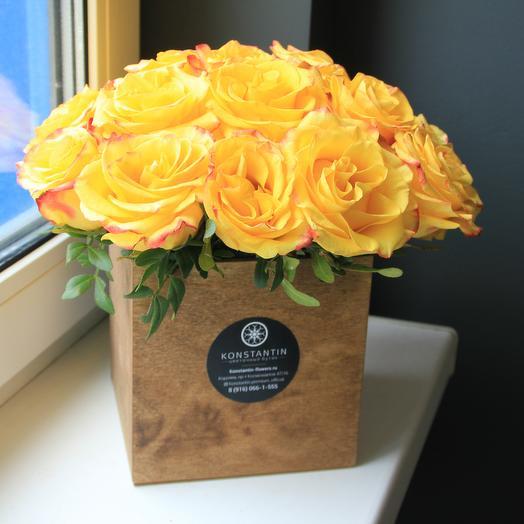 """Композиция """"STARDUST"""": букеты цветов на заказ Flowwow"""