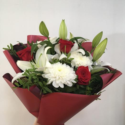 Доставка цветов челябинск лилии, осени букет