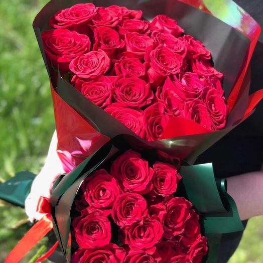 """Букет """" Признание"""": букеты цветов на заказ Flowwow"""