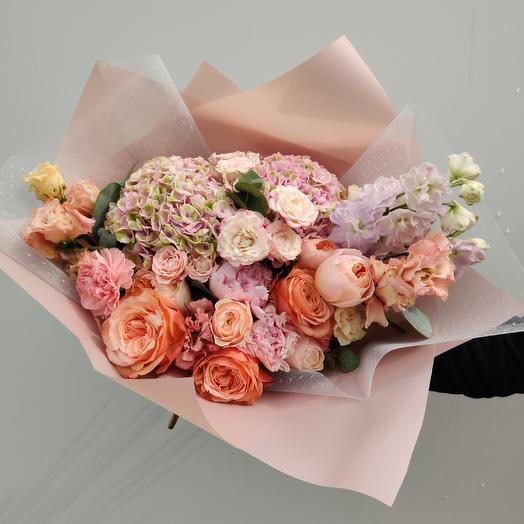 Букет 9: букеты цветов на заказ Flowwow