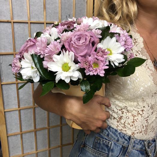 Для счастья: букеты цветов на заказ Flowwow