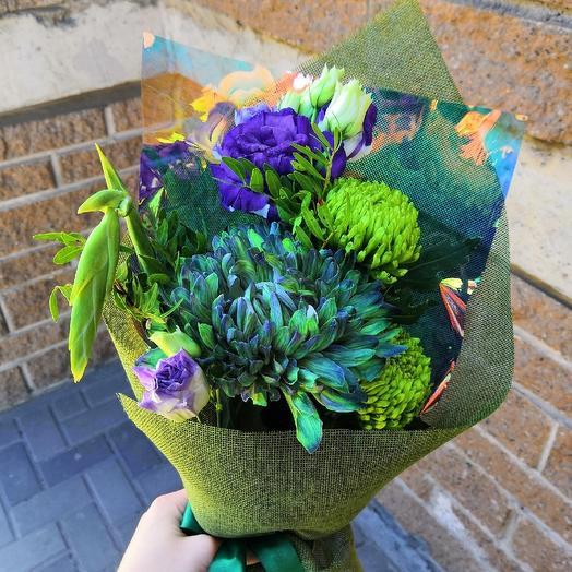 Зелень: букеты цветов на заказ Flowwow