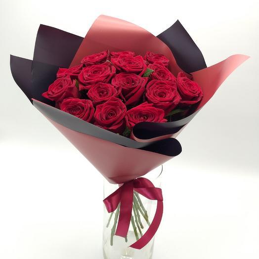 Ароматные розы: букеты цветов на заказ Flowwow
