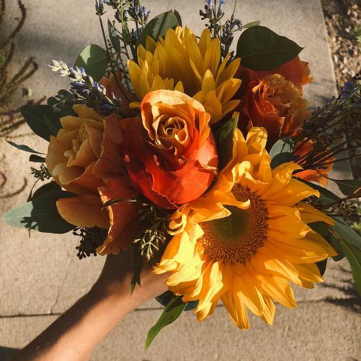 Sunflower Summer Dreams: flowers to order Flowwow