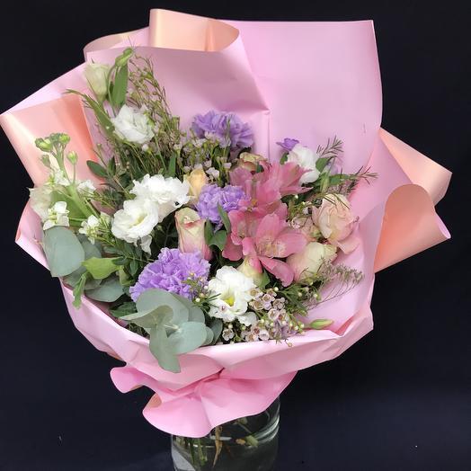 Грациозный ️: букеты цветов на заказ Flowwow