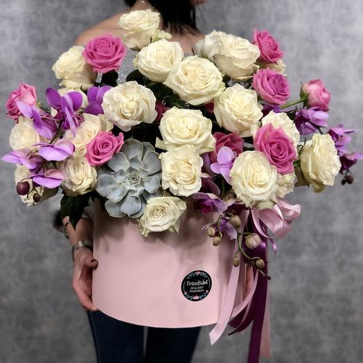 Желание любить: букеты цветов на заказ Flowwow