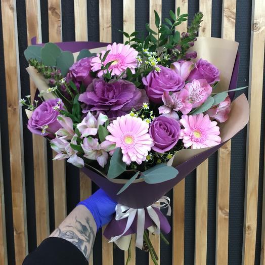Paradise: букеты цветов на заказ Flowwow