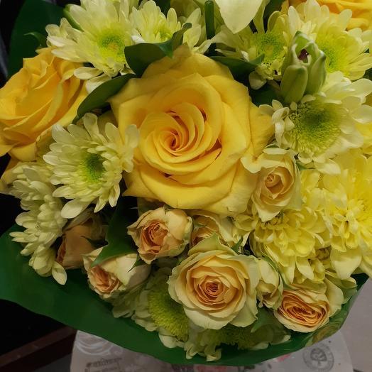 Тепло: букеты цветов на заказ Flowwow