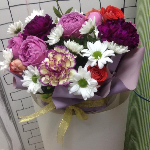 Ночное небо: букеты цветов на заказ Flowwow