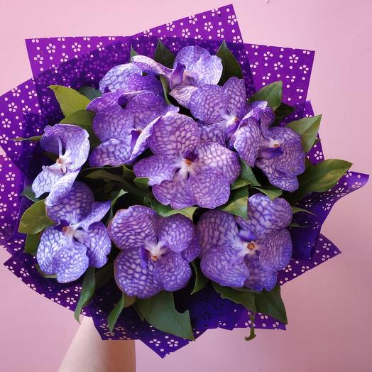 Авторский букет «Бонни»: букеты цветов на заказ Flowwow