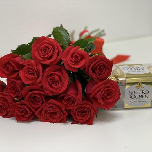 Для Вас: букеты цветов на заказ Flowwow