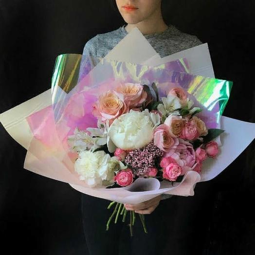 Айля: букеты цветов на заказ Flowwow