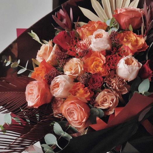 Янина: букеты цветов на заказ Flowwow