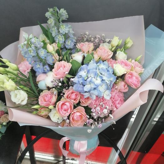 Зефирка 🧁: букеты цветов на заказ Flowwow