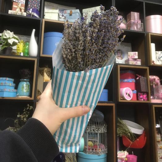 Лавандовое небо: букеты цветов на заказ Flowwow