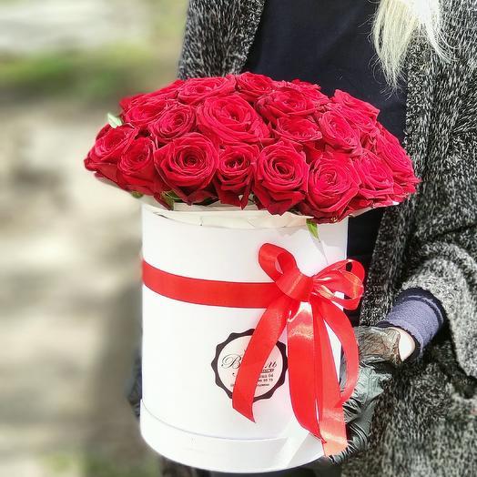 Интрига: букеты цветов на заказ Flowwow