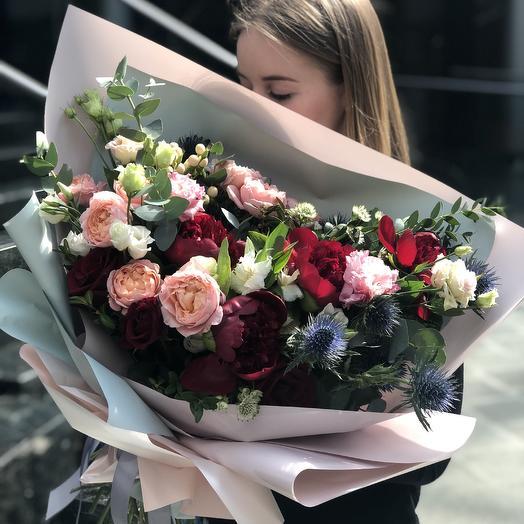 Shine bright♦️: букеты цветов на заказ Flowwow