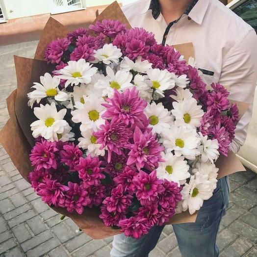 Букет N/7: букеты цветов на заказ Flowwow