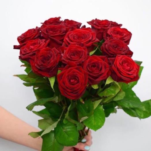 Роза ,,Ред Наоми: букеты цветов на заказ Flowwow