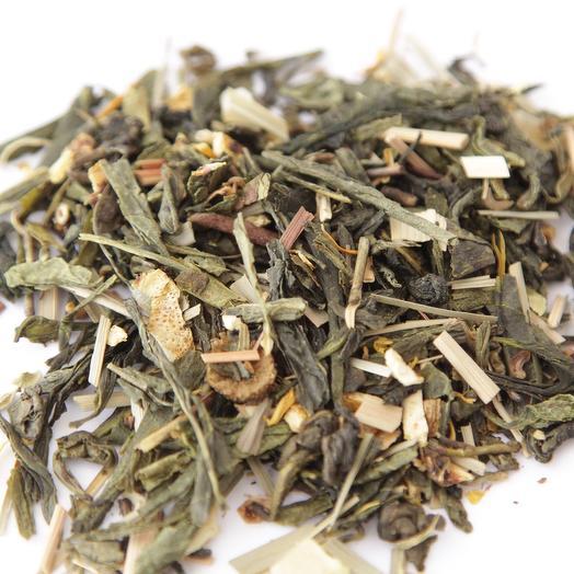 Зелёный чай Лимонный вальс