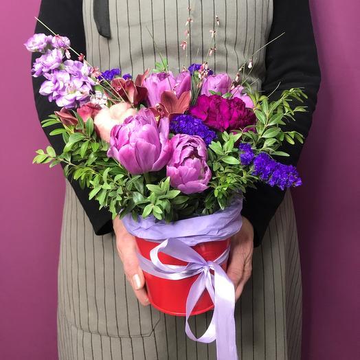 Фиолетовая нежность