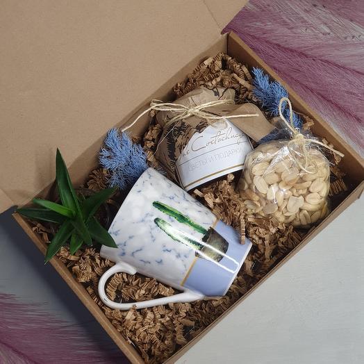"""Подарочный набор """"Cactus"""""""