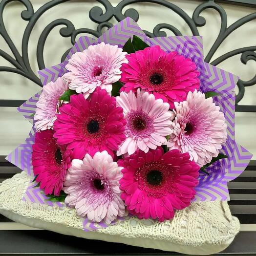 Flowers Lovers - букет Ромашка