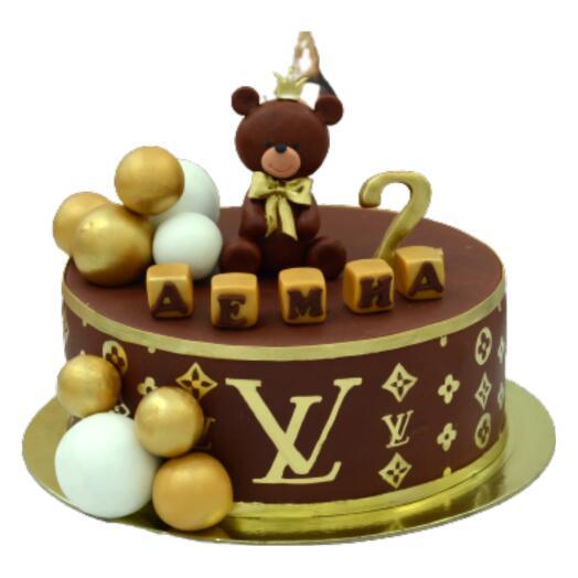 Торт с Мишками арт.A8660