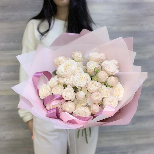 Букет роз Леди Бомбастик «Pelican
