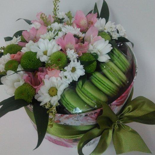 """""""На лужайке"""": букеты цветов на заказ Flowwow"""